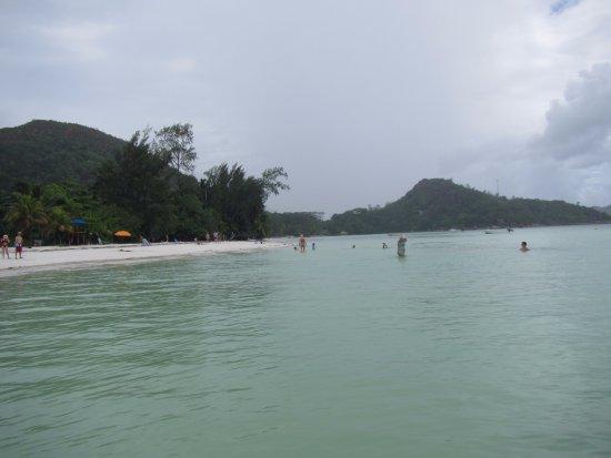 Praslin Island, Seychelles: plage