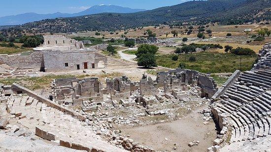 Patara Antique Theatre