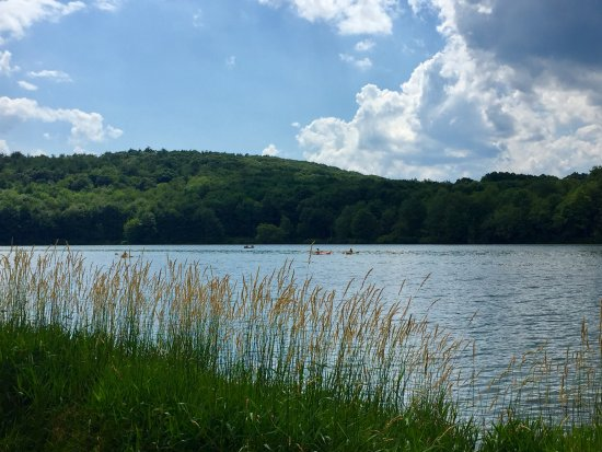 Wyoming, PA: Francis Slocum State Park
