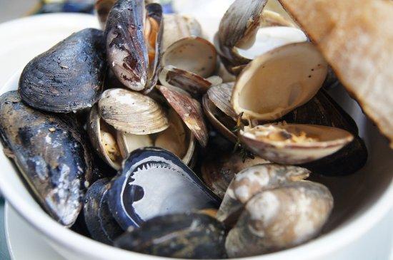 Clayton, Миссури: fruits de mer
