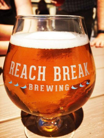 Astoria, Орегон: Reach Break Brewery