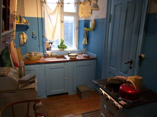 Farmors køkken. - Billede af Arbejdermuseet, København - TripAdvisor