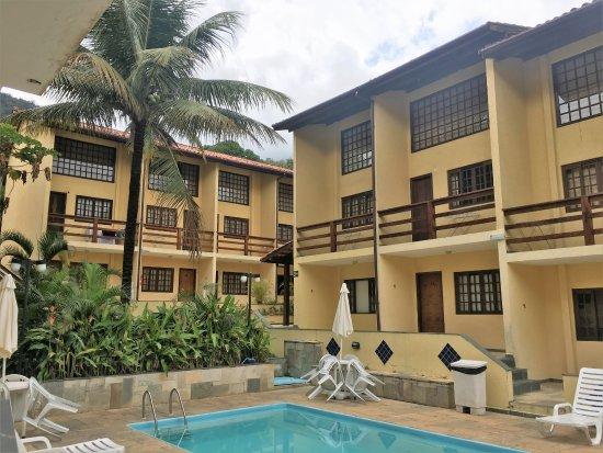 Hotel da Ilha: Piscina e quartos