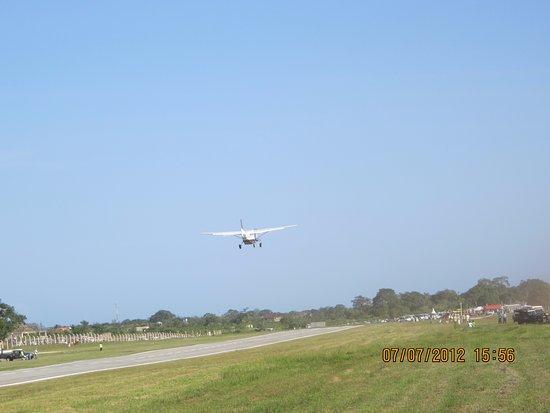 Diani beach airport