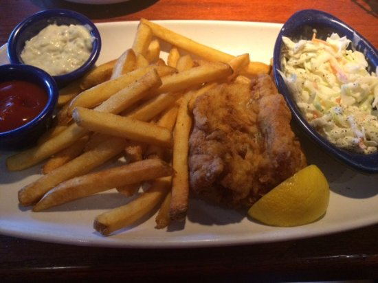 Red lobster edmonton 4111 calgary trail nw restaurant for Red lobster fish and chips