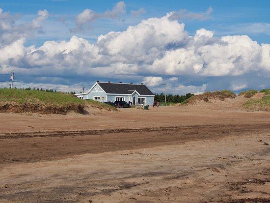 Natashquan, Canadá: Et vue de l'extérieur