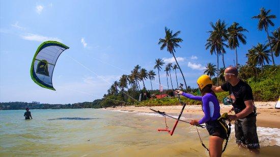 Kiteboard Fiji