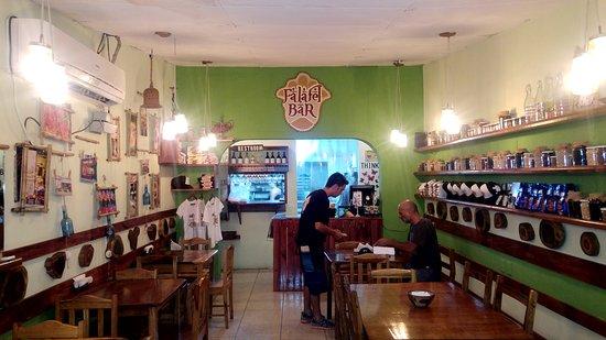 Image result for Falafel Bar Medetirenean cuisine tamarindo