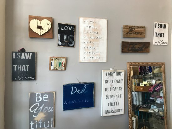Martinsville, IN: Wall art