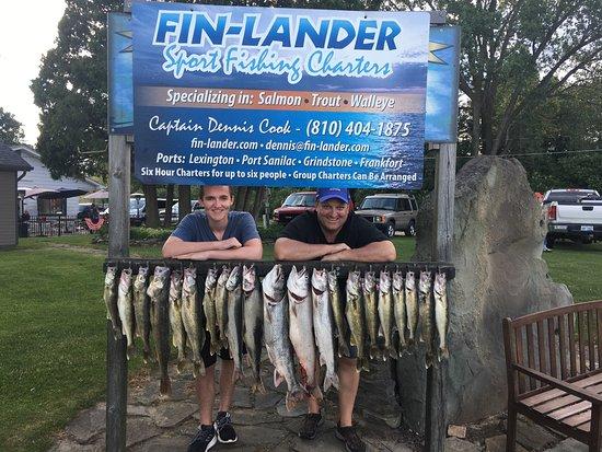Fin-Lander Sport Fishing Charters
