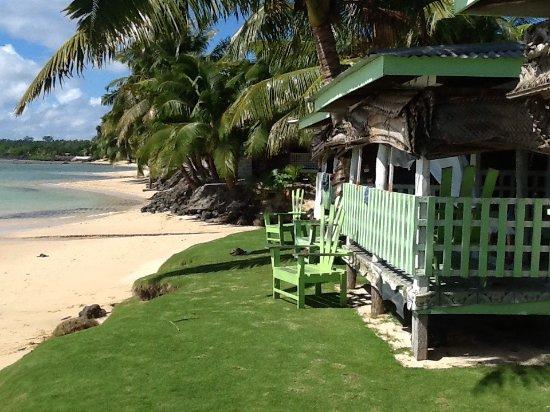 Tailua Beach Fales Picture
