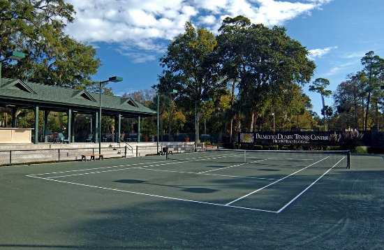 ‪Palmetto Dunes Tennis & Pickleball Center‬