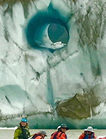 McCarthy, Alaska: Did I mention the ice burgs? Breathtaking!
