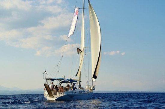 Private Half Day Sail Cruise from...
