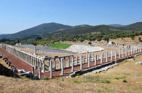 Ancient Messene Day Trip da Costa