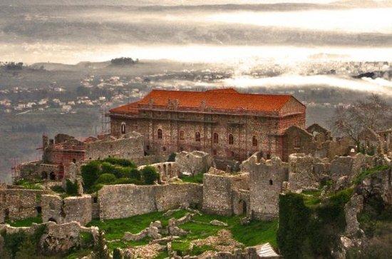 Mystras dagstur från Costa Navarino