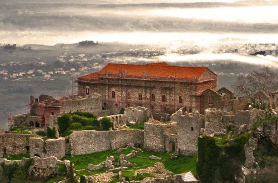 Mystras dagstur fra Costa Navarino