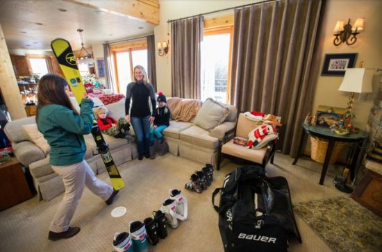 Teen Ski Rental Package from Jackson...