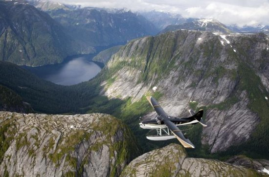 Misty Fjords Seaplane Tour fra...
