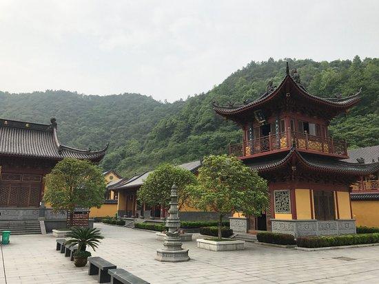 Xinyu, Kina: 古色古香的庭院
