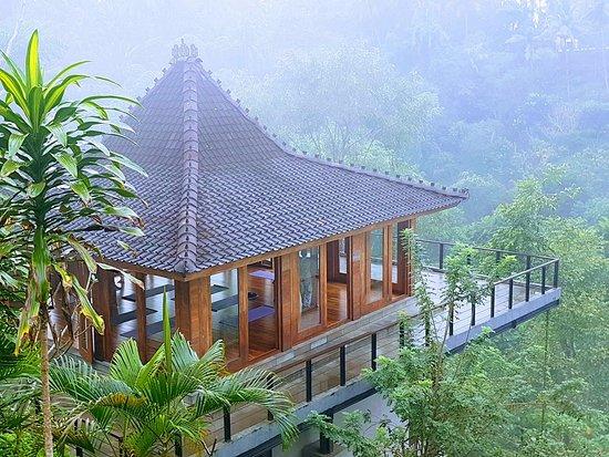 Yoga Hut Picture Of Kamandalu Ubud Ubud Tripadvisor