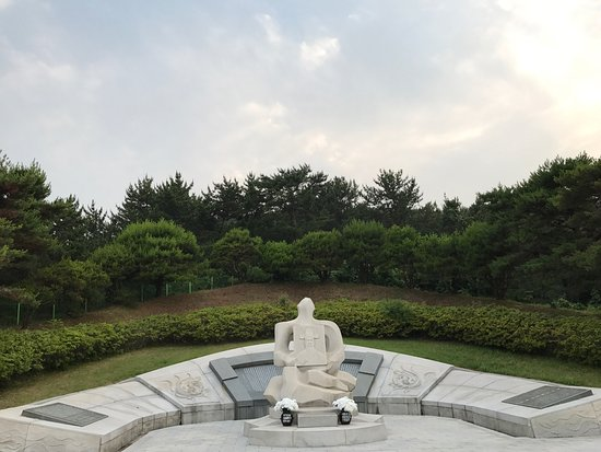 Geoje Okpo Battle Memorial Park