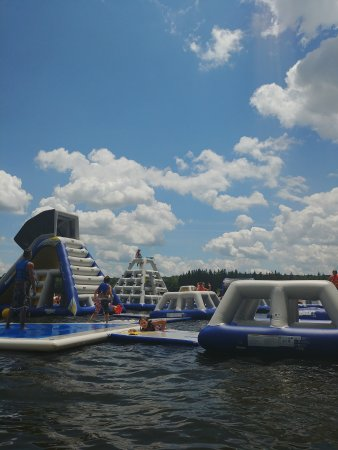 Splash Island at Will O' the Wisp