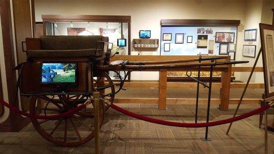 Winterset, IA: John Wayne Museum
