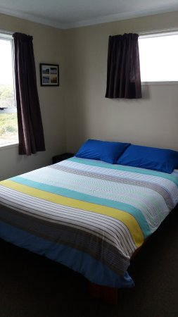 Southland Region, New Zealand: Queen Bed Room