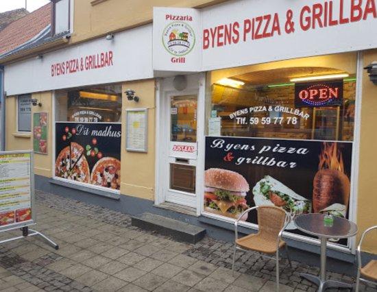 billede Byens Pizza & Grillbar  Kalundborg