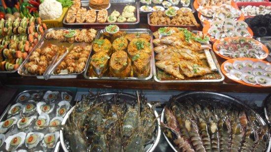 Dinh Cau Night Market Phu Quoc Island Omdömen om
