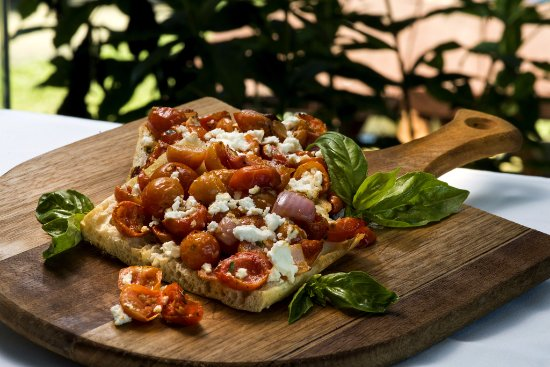 Lemon Tree Passage, Australien: Lemon Seed Bruschetta