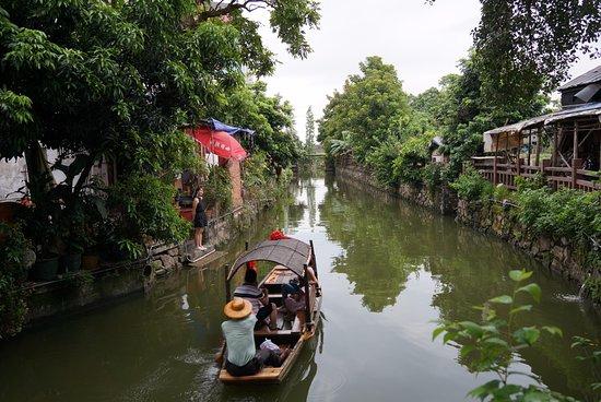 Γκουανγκντόνγκ, Κίνα: 水鄉