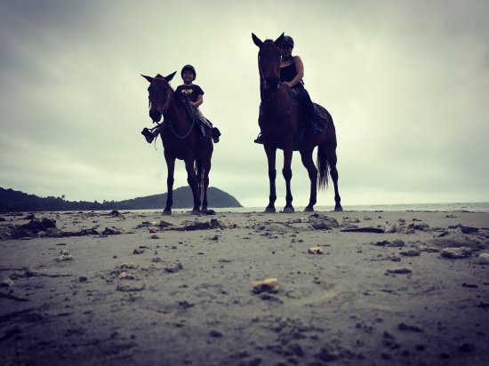 Cape Tribulation Horse Rides: photo0.jpg