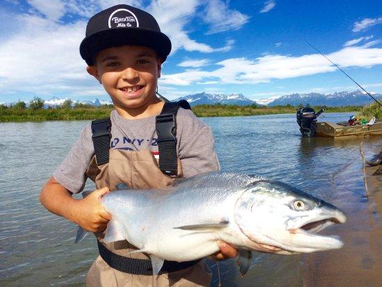 Nikiski, Аляска: Fun for the whole family