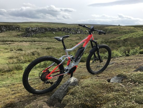Electric Bike Hire North Pennines