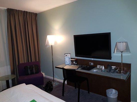 Clarion Hotel Gillet: wnętrze pokoju
