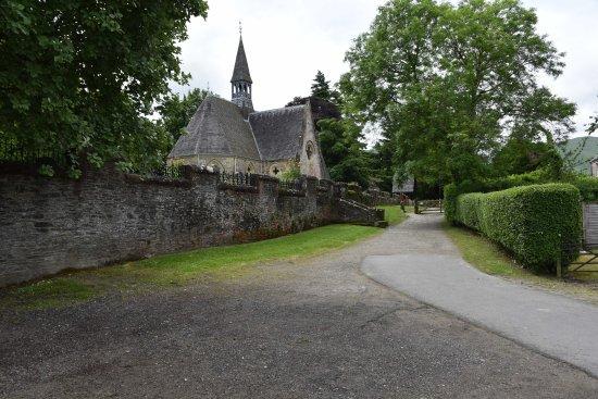 L'église de Luss