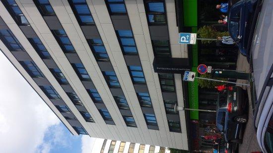 Novum Style Hotel Hamburg-Centrum: 20170702_170029_large.jpg