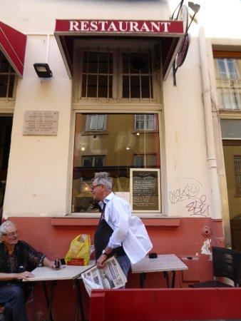 Restaurant gargagnole dans lyon avec cuisine fran aise for Restaurant cuisine moleculaire lyon
