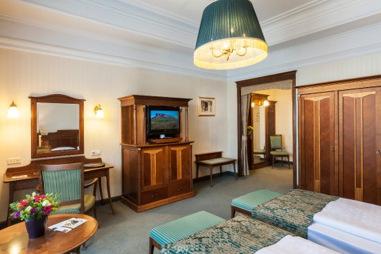 Superior Room Gellert Hotel