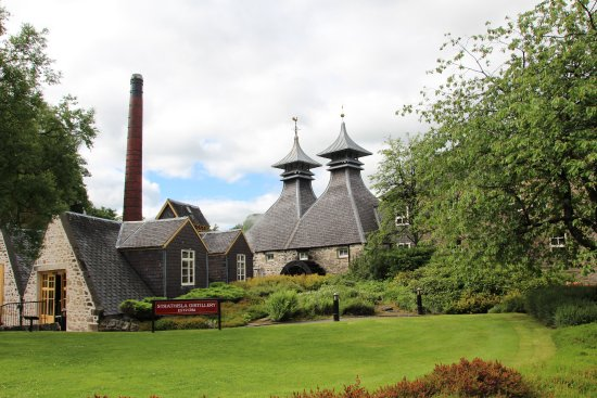 Keith, UK: Strathisla Distillery