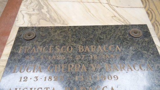 Фотография Cappella Baraccca