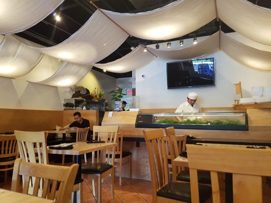 Springfield - Springfield Township, PA: Sushi Bar
