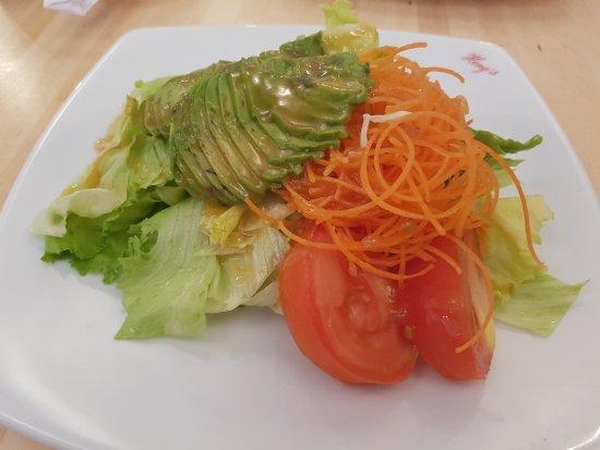 Springfield - Springfield Township, PA: Avocado Salad