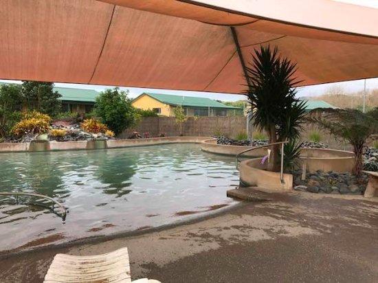 Thames, New Zealand: Hot pool