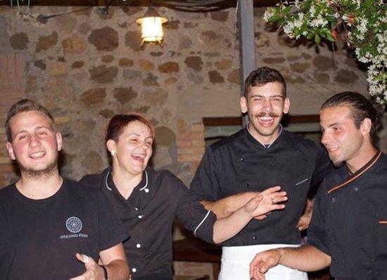 Ficulle, Italy: Il nostro Staff