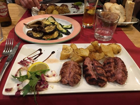 Salsicce 9.5 Euro