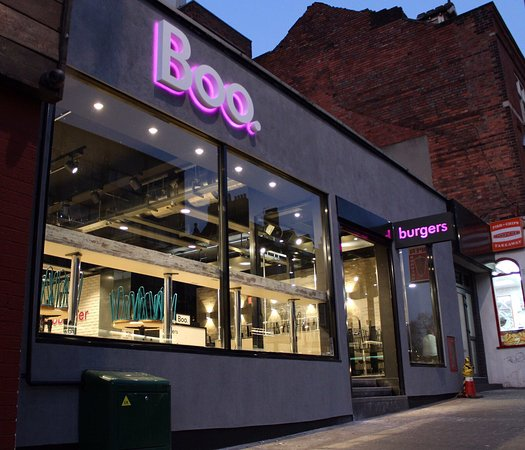 Boo Leicester 138 London Rd Menu Prices Restaurant