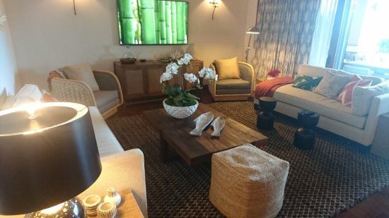schön großes wohnzimmer - picture of montage kapalua bay, lahaina, Wohnzimmer dekoo